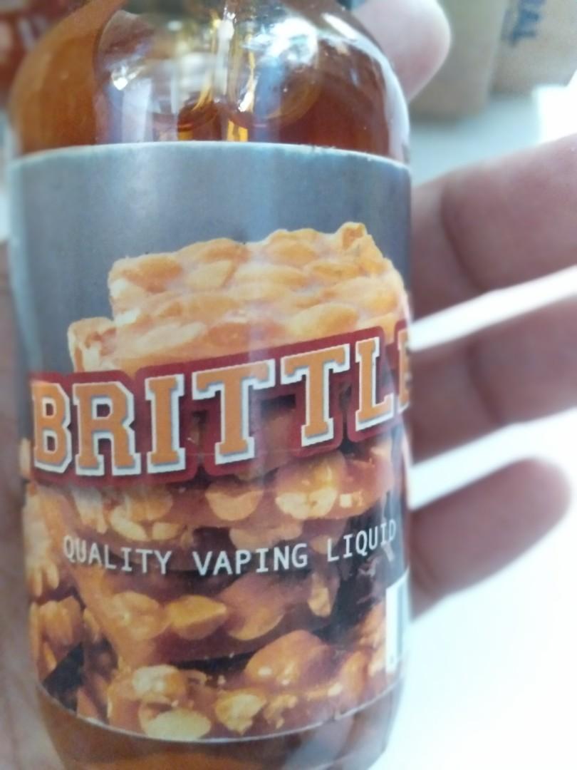 Liquir Vape Britte