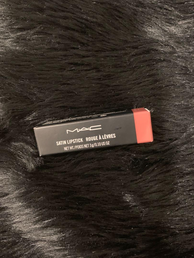 MAC Lipstick - Mocha
