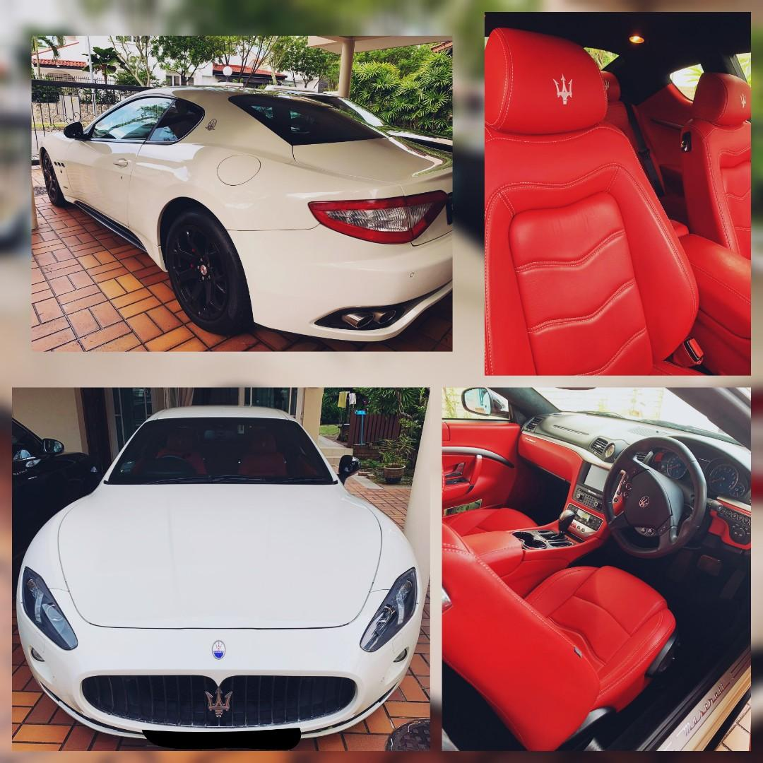 Maserati GT for Rent!!! BEST DEAL IN TOWN!!