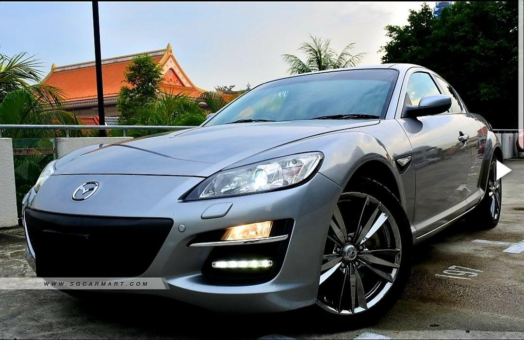 Mazda RX-8 1.3 6-speed Auto