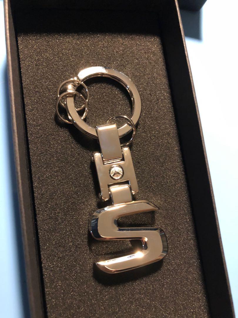 Mercedes Benz 奔馳 鎖匙扣 A B C E S CLA CLS GLA GLC GLS class