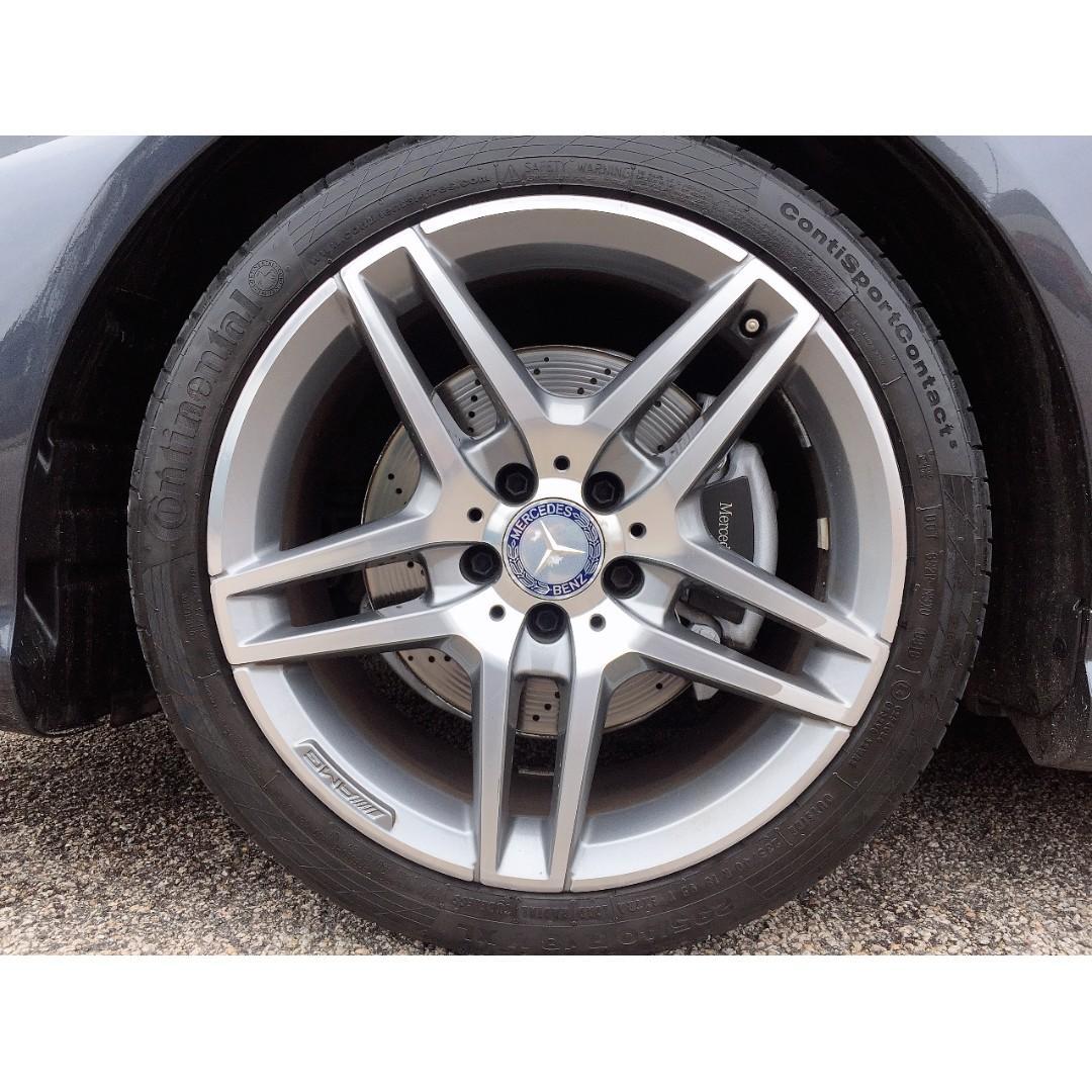 MERCEDES-BENZ   E250 COUPE AMG FACELIFT C207   2014