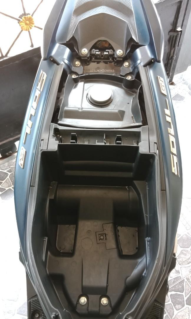 Mio Soul GT 125 AKS SSS (Tipe Tertinggi)
