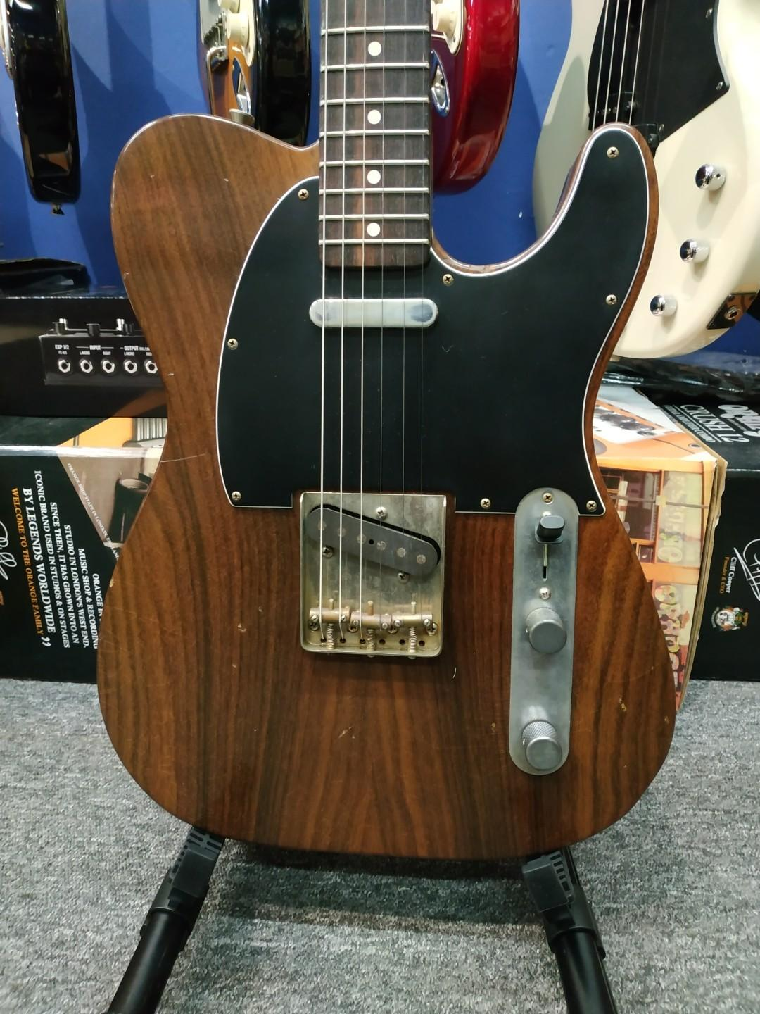 Nash T68 All Rosewood Relic Telecaster
