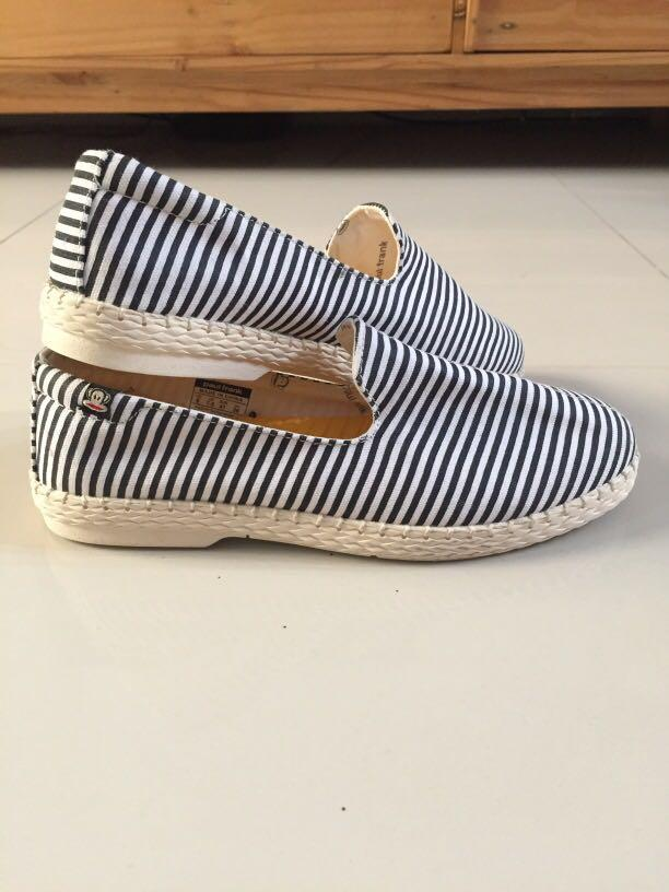 NEW!!! Slip On Shoes : PAUL FRANK