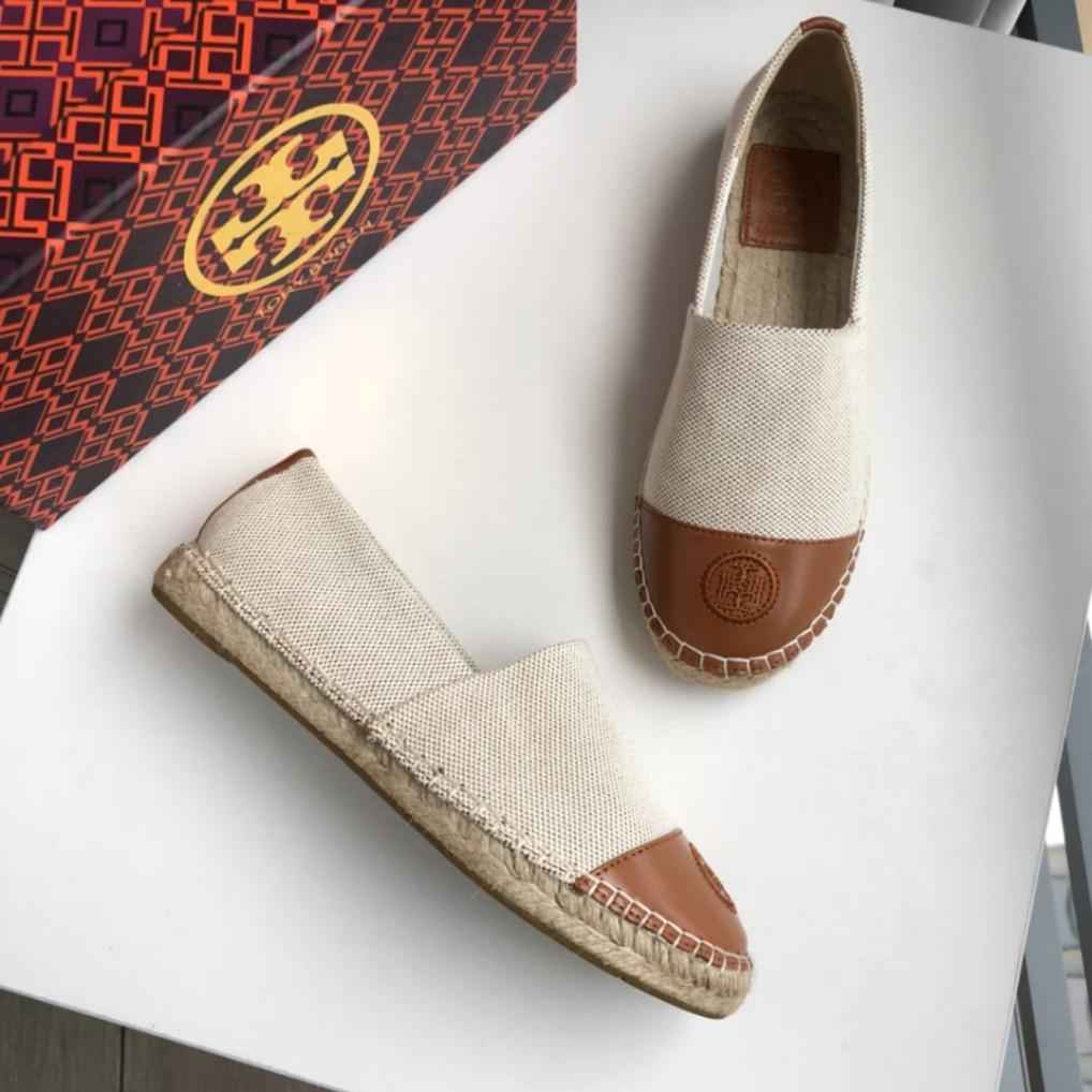 New🌹Tory Burch Espadrilles 新款漁夫鞋