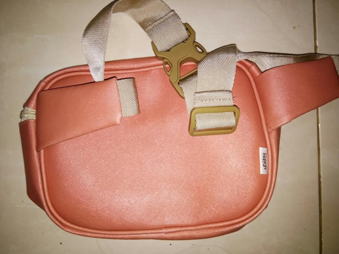 Preloved Naughty Sling Bag once used