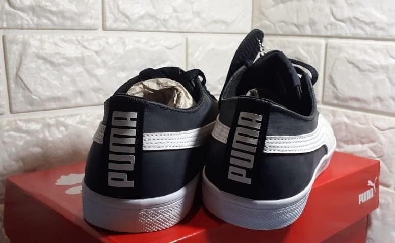 BNIB PUMA Urban SL (Black & White)