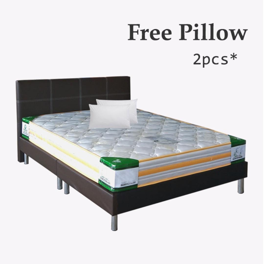 Bed and Mattress Package Promotion