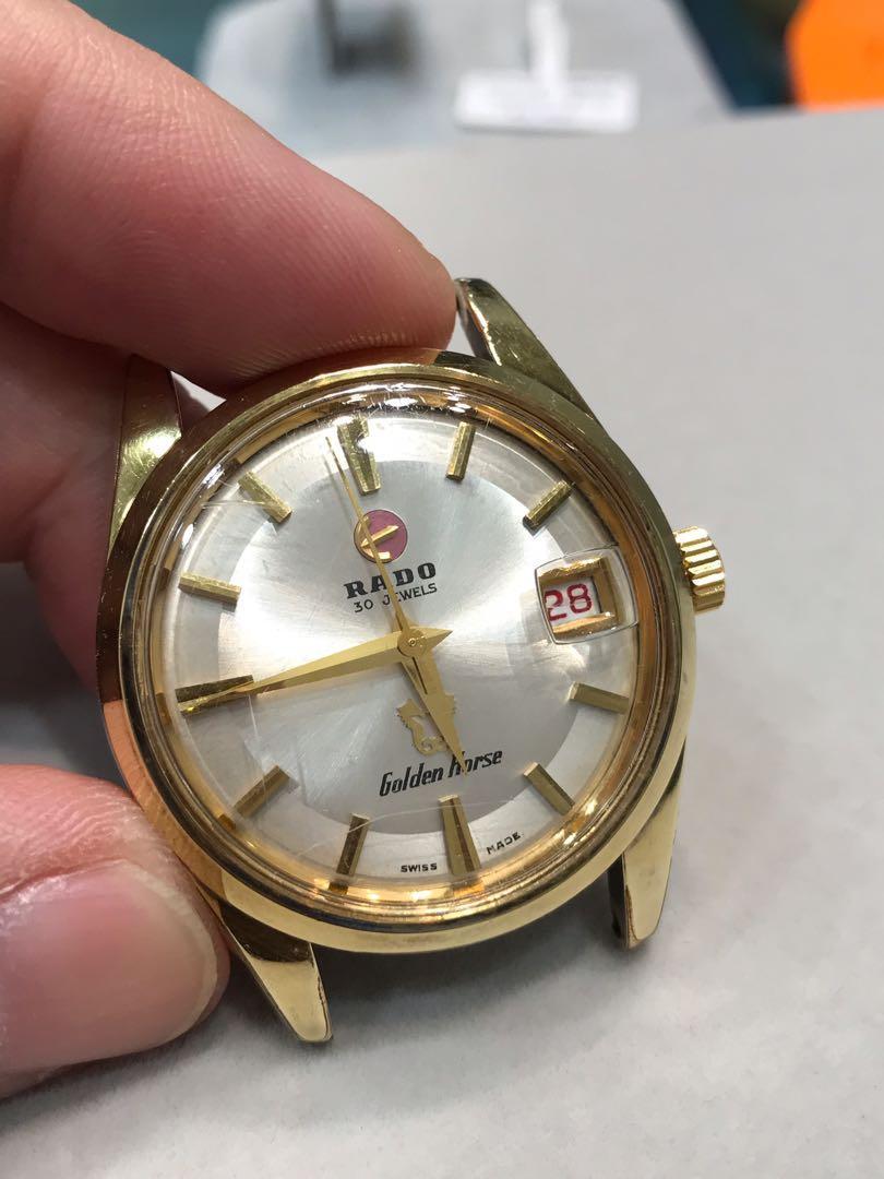RADO 雷達錶 1960年代 ,自動上鏈手錶