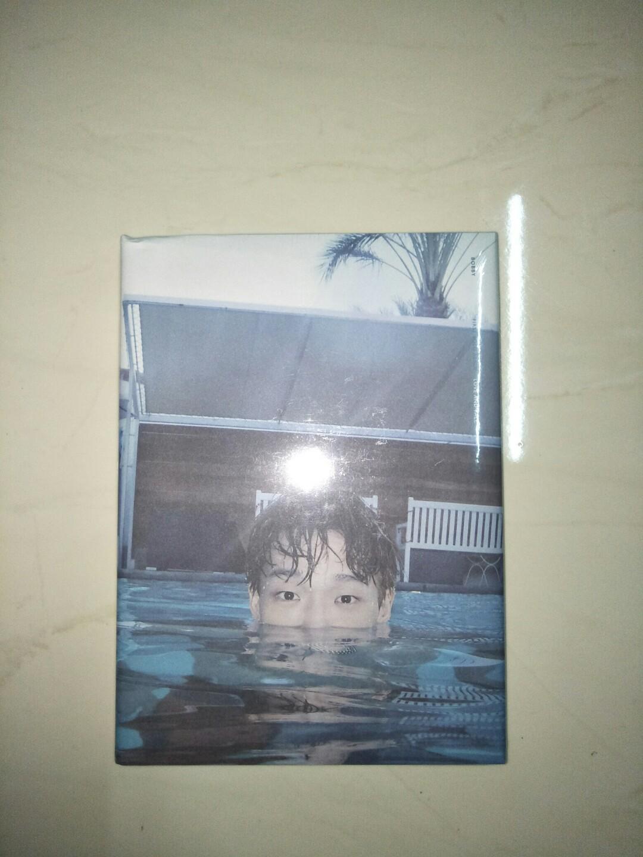 [READYSTOCK] iKON BOBBY LOVE AND FALL ALBUM (LOVE VERSION)
