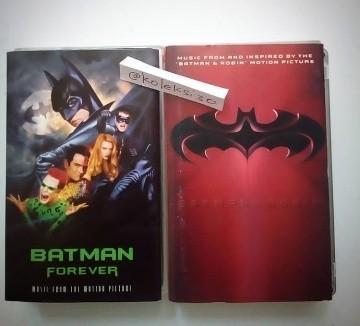 Soundtrack Batman (kaset pita)