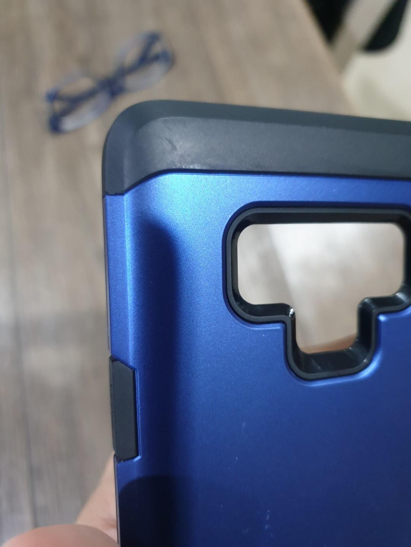 Spigen Tough Armor Note 9 Original Super Mint Condition