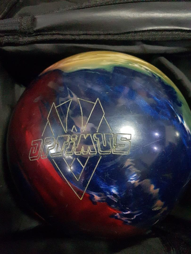 Storm optimus bowling ball 15lbs