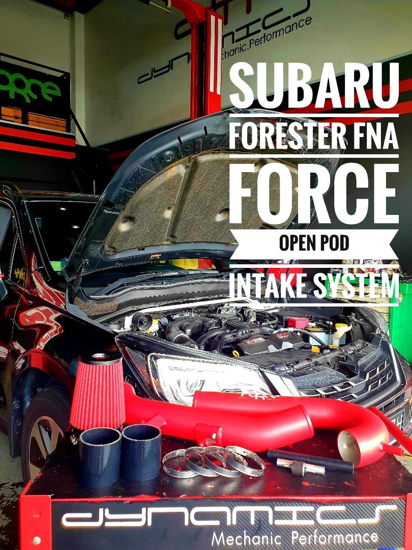 Subaru Forester SJ5 (FNA) / Subaru NA cars :