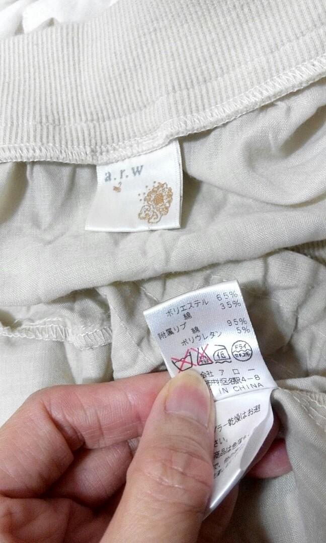 日系縐褶寬鬆短袖外套