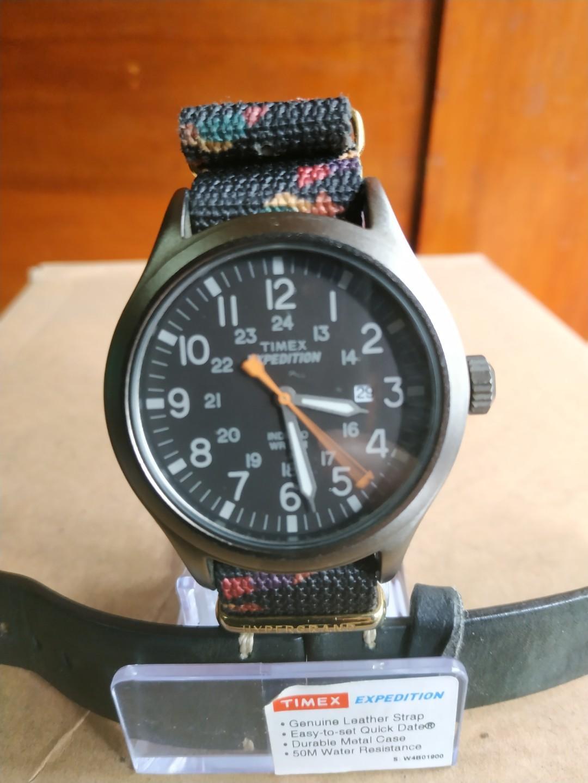 Timex Expedition TW 4B01900 TC + Rockfall Strap Hypergrand