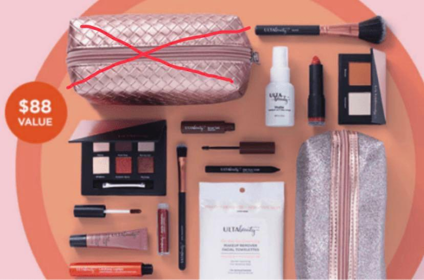Ulta Beauty Makeup Set