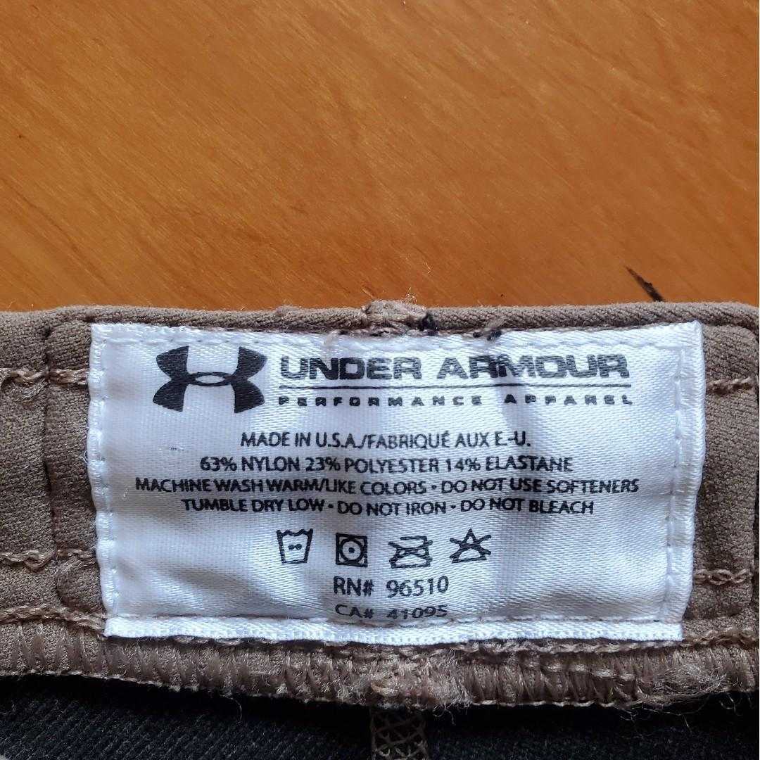 Under Armour legging bought from ebay