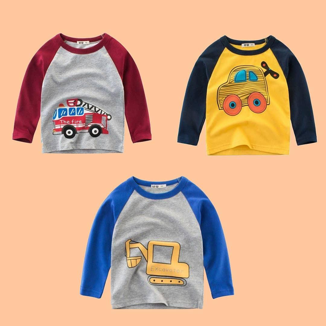 Vehicle Raglan Top