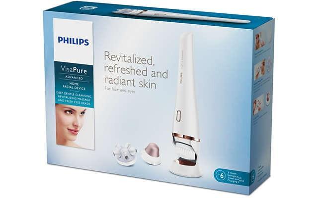 VisaPure Advanced Home Facial Device