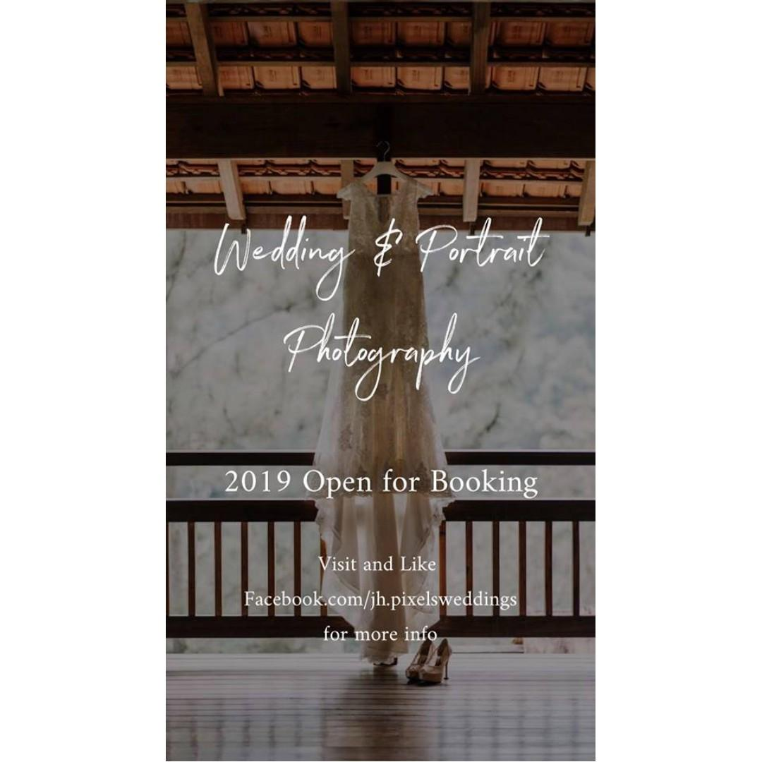 WEDDING PHOTOGRAPHY SERVICE