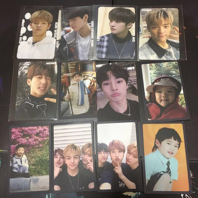 Wts Stray Kids I am NOT / Mixtape photocards, Entertainment