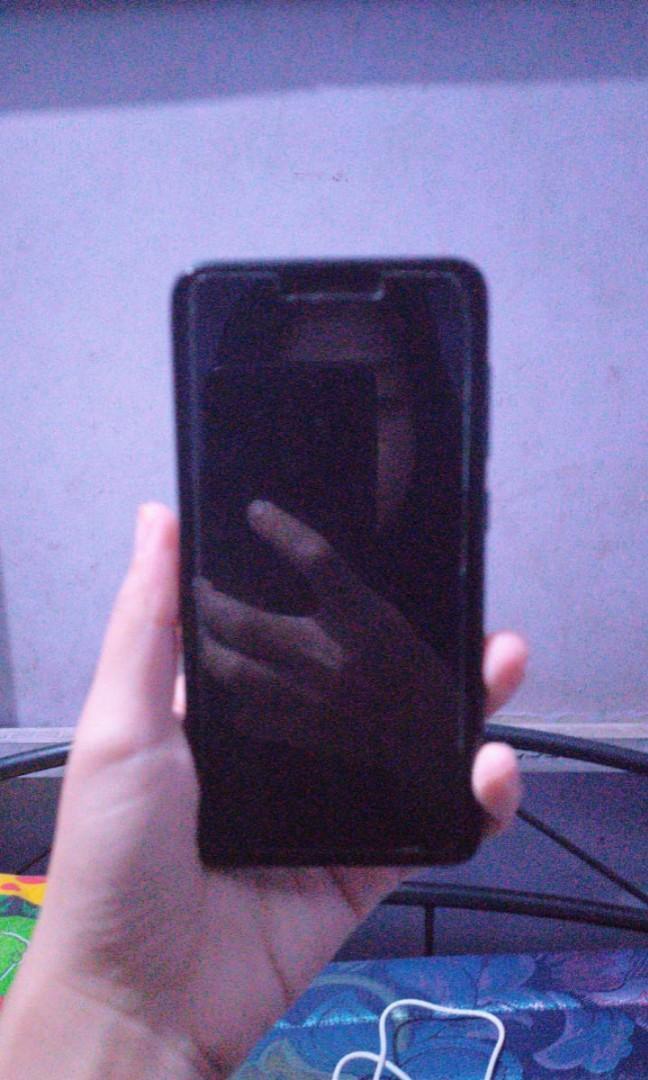 #BAPAU Xiaomi 4X 3/32GB Black batangan