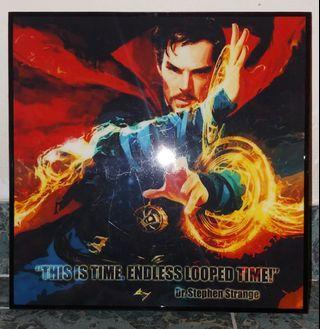 Mavel Doctor Strange 奇異博士掛畫