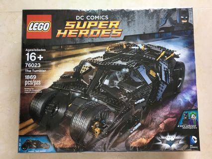 LEGO 76023 The Tumbler