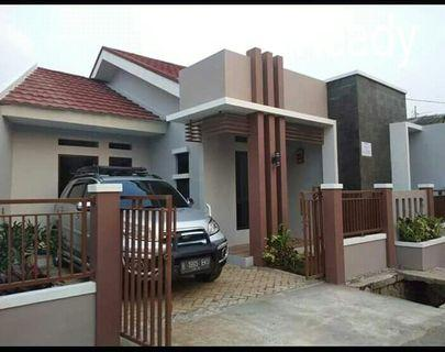 Rumah cantik harga murah di depok