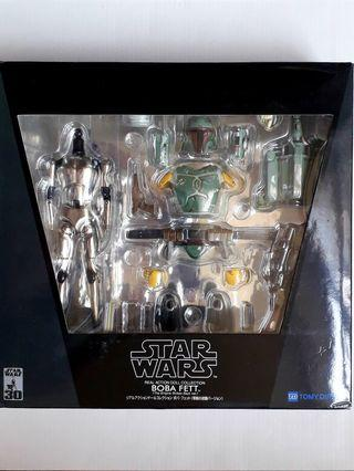 STAR WARS : BOBA FETT ( The Empire Strikes Back ver. ) 2007 Real Action Doll