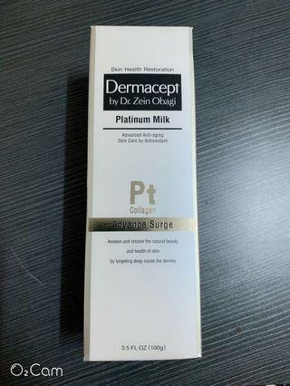Dermacept platinum milk