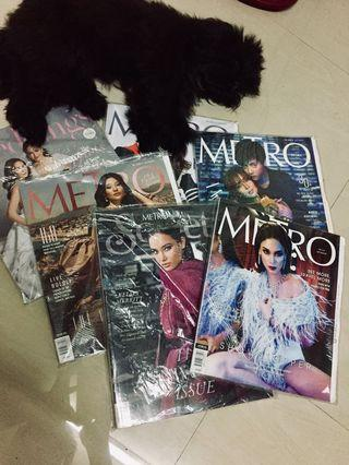 Metro magazine bundle