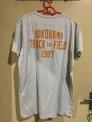 Kaos T-Shirt Yokohama Track and Field