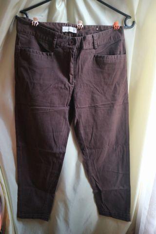 Connexion brown pants