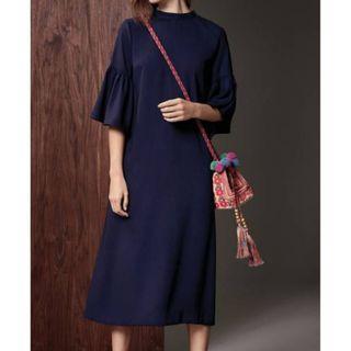 Marks and Spencer Navy Dress