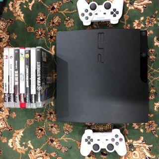 PS3 Slim 320gb (used) perfect condition (w/o box)