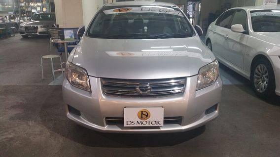 Cheap Car Rental - Toyota Axio