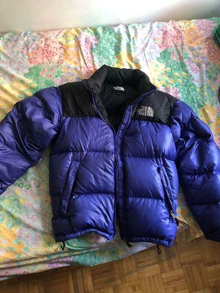 NORTH FACE PUFFER JACKET (S)