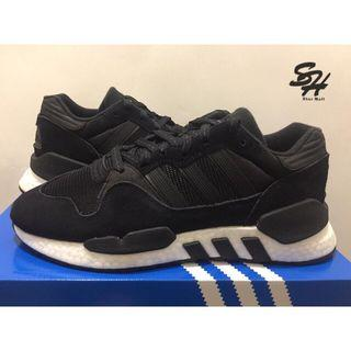 ADIDAS ZX 930 X EQT NEVER MADE PACK 黑白 EE3649