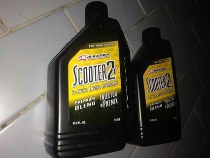 MAXIMA SCOOTER 2T OIL / 2 TAK OLI