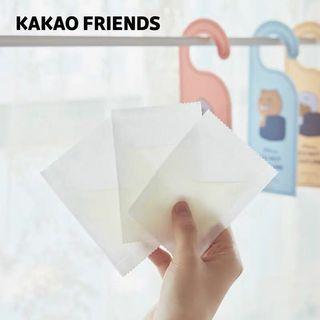 Kakao friends 衣櫃清香包