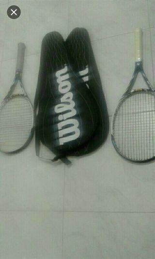 Wlison Juice 100 Tennis Racket