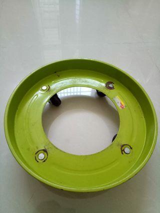 #BAPAU Roda tabung gas 12 kg