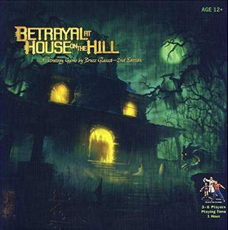 PREORDER Brand New In Seal Betrayal at the House on the Hill