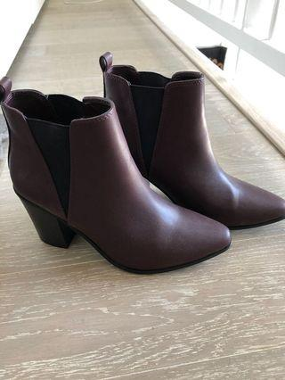 F21 Booties Size 6