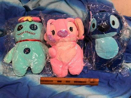 Authentic stitch/angel/scrump marshmallow