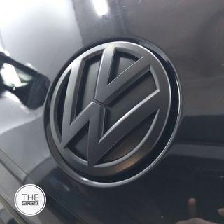 Volkswagen Logo Plastidip Spray Service Plasti Dip