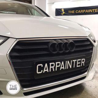 Audi Grille Plastidip Spray Service Plasti Dip